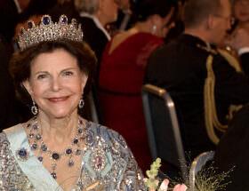 Drottning Silvia Nobel 2016