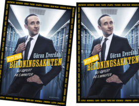 Göran Everdahls nya bok