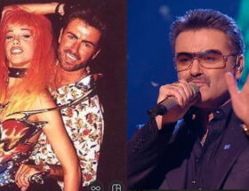 Emma Wiklund, George Michael