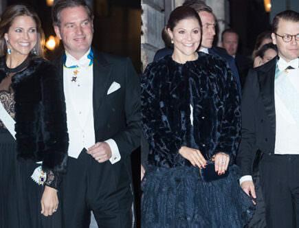 Prinsessan Madeleine och Chris O'Neill. kronprinsessan victoria prins daniel