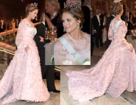 Prinsessan Madeleine Nobel 2016