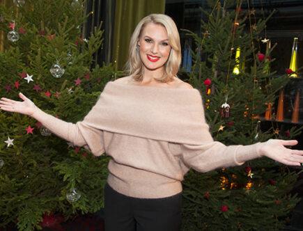 Sanna Nielsen Julvärd 2016