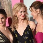 Shailene Woodley, Nicole Kidman, Laura Dern.