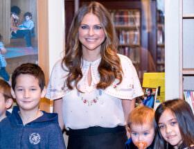Prinsessan Madeleine London Room For Children