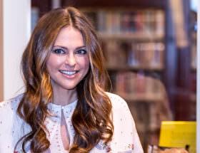 Prinsessan Madeleine skriver en barnbok