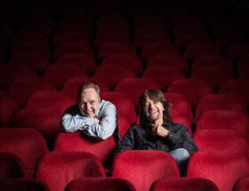Robert Wells och Lennie Norman