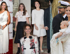 Prinsessan Madeleine och prinsessan Sofia