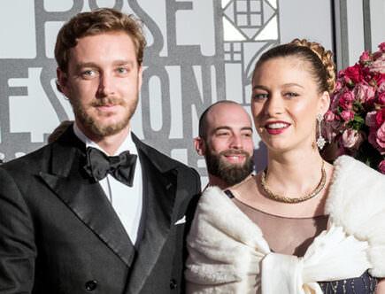 Pierre Casiraghi och hans hustru Beatrice Borromeo