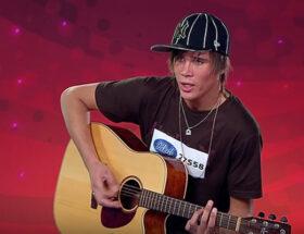 Robin Bengtsson i Idol