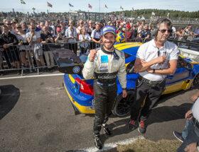 Prins Carl Philip racing