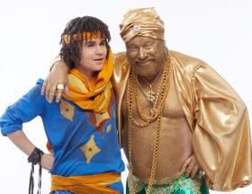 Musikalen Aladdin