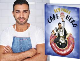 Roy Fares ny kokbok för barn
