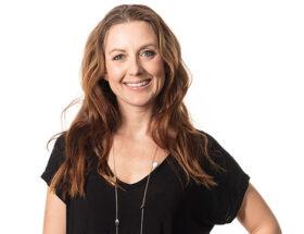 Sanna Lundell programledare Karlavagnen