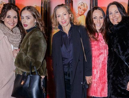 Annika Jankell och Felice Jankell, Eva Rösa och Lina Hedlund och Maria Gibson.