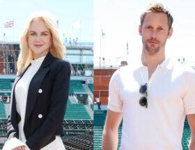 Nicole Kidman och Alexander Skarsgård