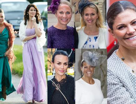 Kronprinsessan Victorias innersta vänkrets