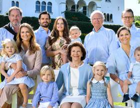 Kungafamiljen på Solliden