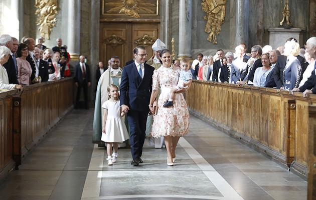 Kronprinsessan Victoria 40 år
