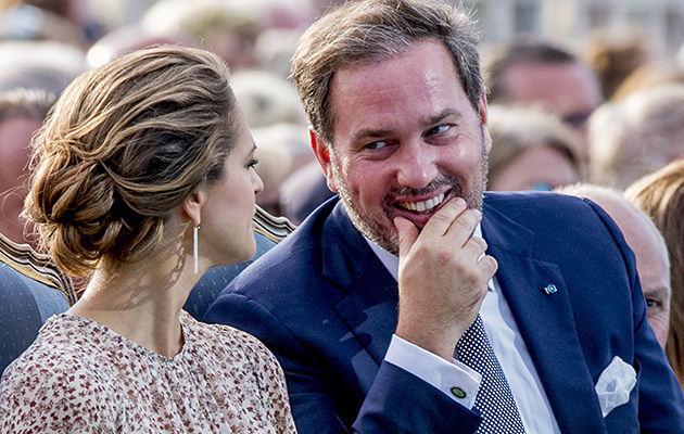 Prinsesan Madeleine och Chris