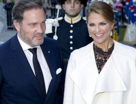 Prinsessan Madeleine och Herr Christopher O'Neill