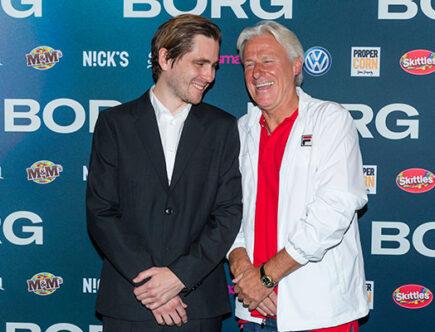 Sverrir och Björn.
