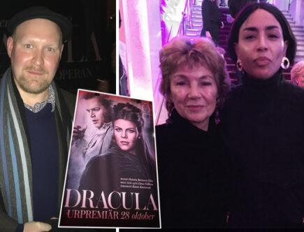 Dracula på Kungliga Operan