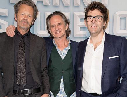 GES, Anders Glenmark, Orup och Niklas Strömstedt