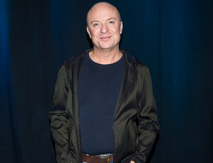 Jonas Gardell, Melodifestivalen 2018