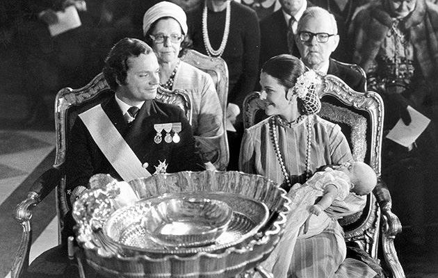 Drottning Silvia, kungen, Walther Sommerlath och Alice Sommerlath