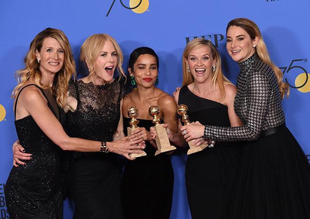 Nicole Kidman, Laura Dern, Reese Withperspoon
