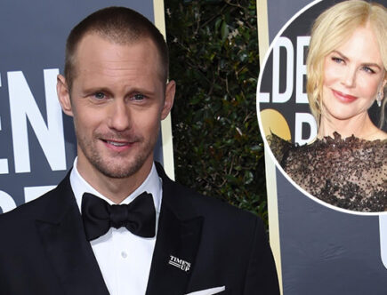 Alexander Skarsgård och Nicole Kidman