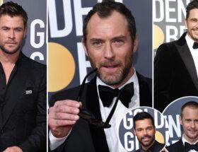 Hunk Golden Globe