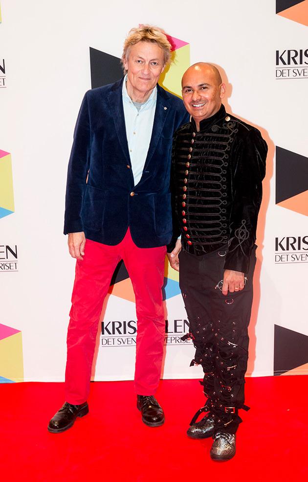 Lars Lerin och Junior