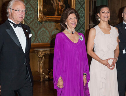 Kungen, drottningen, kronprinsessan Victoria, Prins Daniel
