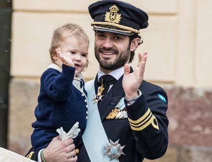 Prins Carl Philip och prins Alexander