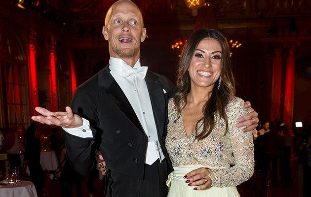 Let's Dance, Tobias Karlsson och Nikki Amini