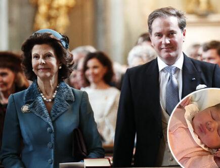 Drottning Silvia och Chris O'Neill, Te Deum