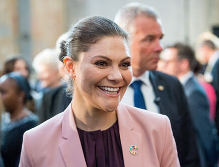 Global Child, prinsessan Sofia, prins Daniel, kronprinsessan Victoria, kungen, drottning Silvia