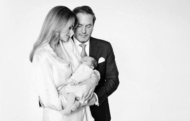 Chris O'Neill, Prinsessan Madeleine och prinsessan AdrienneFoto: Erika Gerdemark/Kungahuset.se