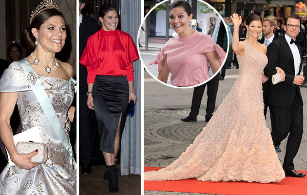 Kronprinsessan Victoria, mode