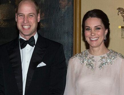 Prins William och kate, bebis
