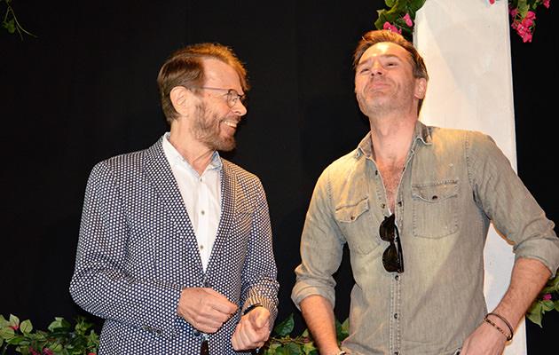 abba, Peter Jöback, Björn Ulvaeus