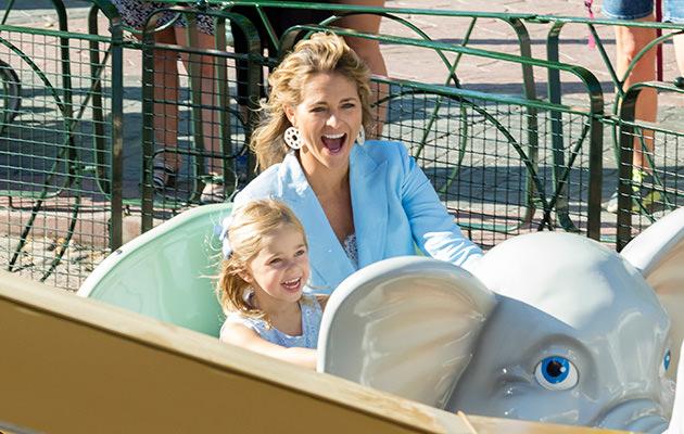 Prinsessan Madeleine och prinsessan Leonore, Gröna Lund