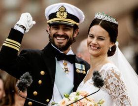 Prinsessan Sofia och prins Carl Philip bröllop 2015