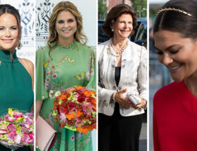 Polarpriset, prinsessan Sofia, prinsessan Madeleine, drottning Silvia, kronprinsessan Victoria