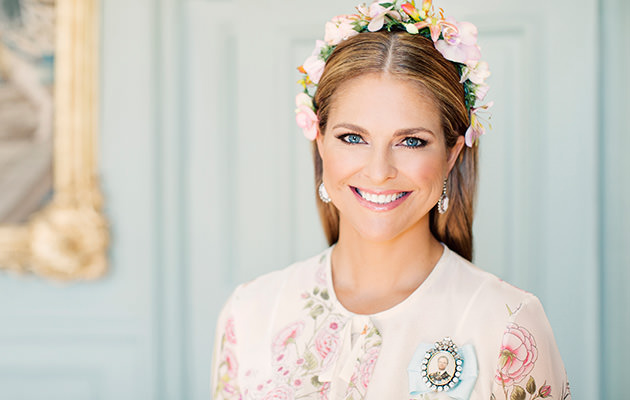 Prinsessan Madeleine födelsedag