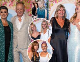 Mamma Mia kändispremiär Stockholm, Tyrol