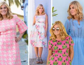 Pernilla Wahlgrens klänningar