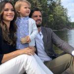 Prins Alexander invigde prins Alexanders utkiksplats, prins Carl Philip och prinsessan Sofia