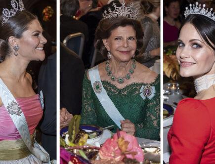 Bästa bilderna från Nobel